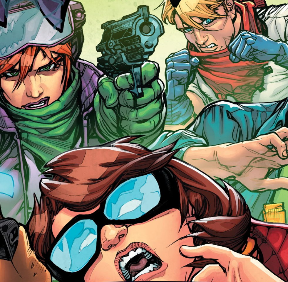 Scooby Apocalypse, Graphic Novel Explorers Club, Comic Book Podcast, Graphic Novel Podcast
