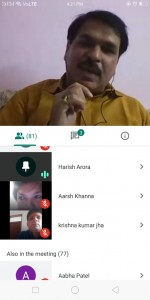 International Webinar on-Hindi in a global context (1)