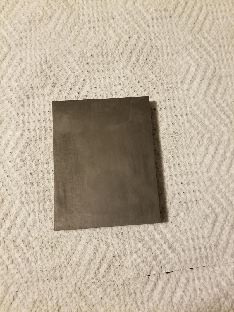 This is our Graphite Block