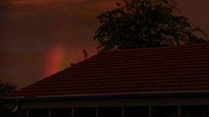 Regenbogen über´m Gnitzer Seelchen