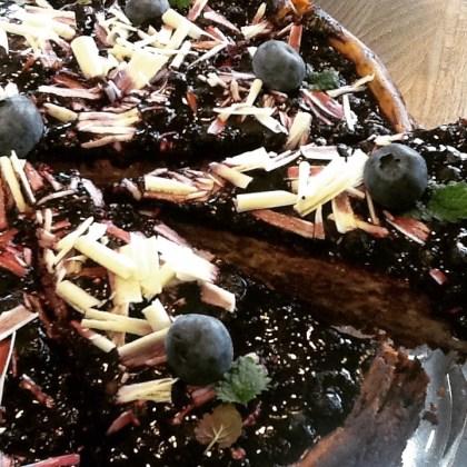 Frischer Kuchen im Gnitzer Seelchen