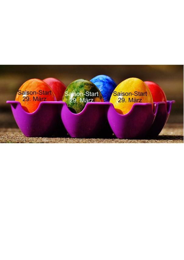 Auf dem Gnitz wird´s zu Ostern richtig lecker
