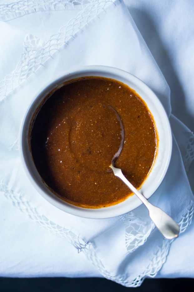 Homemade BBQ Sauce 🍖 Ketogenic & Gluten Free