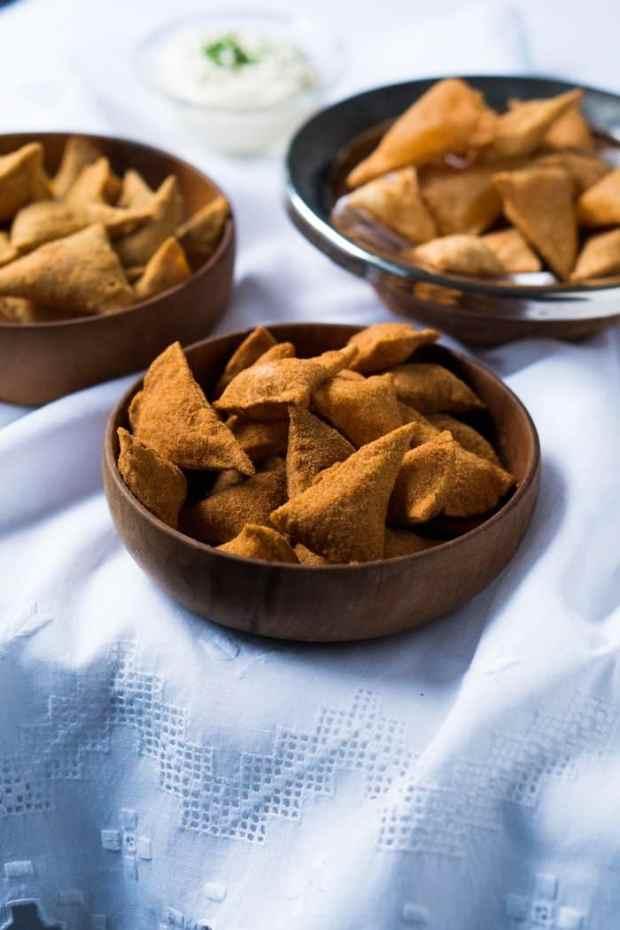 Gluten Free & Keto Tortilla Chips 3 Ways 🌶️ 3 Ways & 2g net carbs!