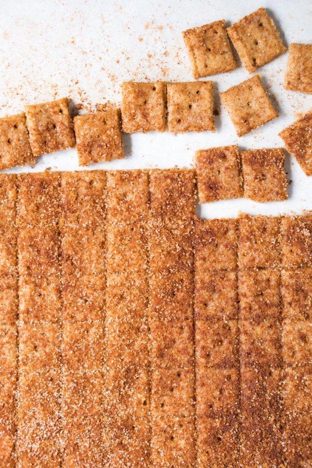 Paleo & Keto Cinnamon Toast Crunch 🥛 2g net carbs