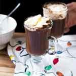 Thick & Creamy Bulletproof Peppermint Mocha 🎄 gluten free & keto