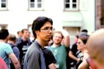 Jeff Fortin. (Photo by Jakub Steiner.)