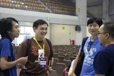 GNOME.Asia Summit 2015 participants