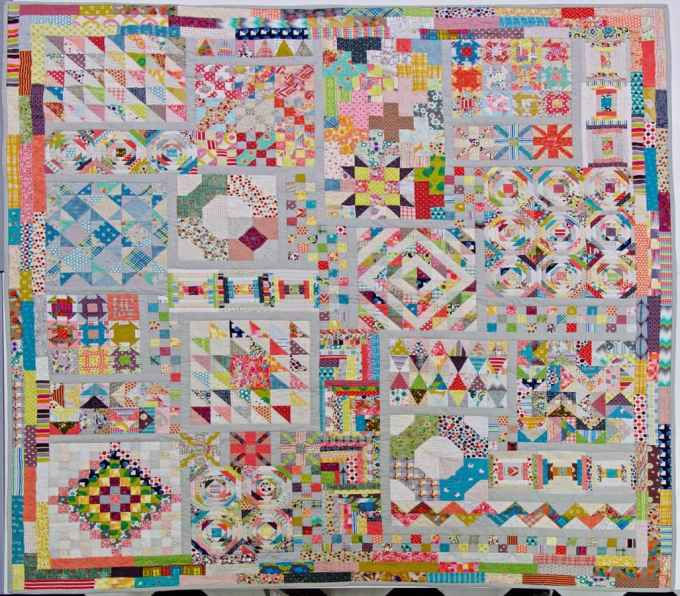 Long Time Gone Quilt-along with Jen Kingwell and Marti Michell ... : gone quilting - Adamdwight.com