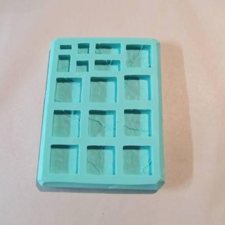 Troy's Crock Pot: Building Terrain with One Tile Mold, Part 1