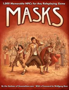 The Author of Masks' Foreword: Wolfgang Baur