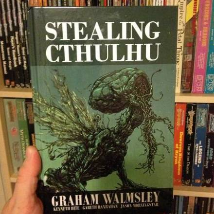 Review: Stealing Cthulhu, One of the Best Gaming Books I've Ever Read