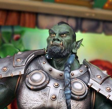The 7.5 Hit Point Orcish Standard?