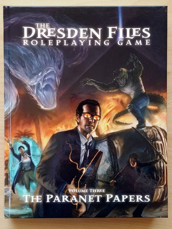 dresden files book series review