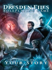 Spotlight Review: The Dresden Files RPG