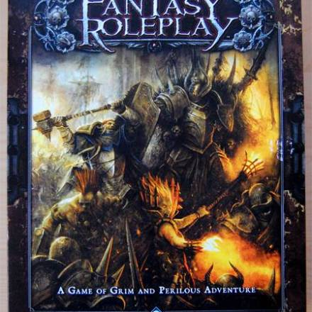 Warhammer Fantasy Roleplay 3rd Edition Unboxing: Gnomish Gnerd-Out!