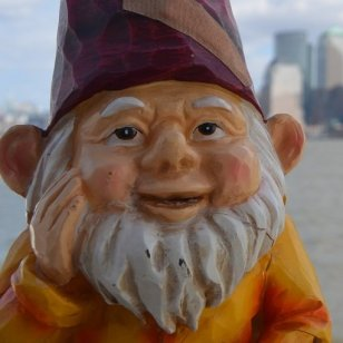Honky the gnome