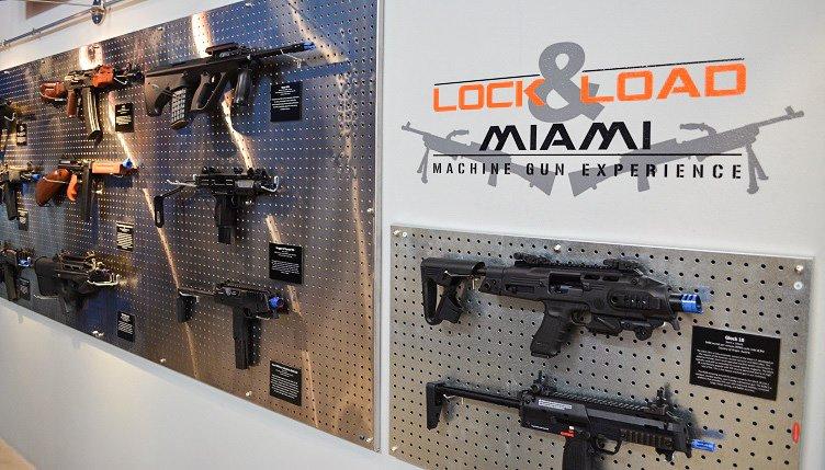 shooting assault rifles for fun