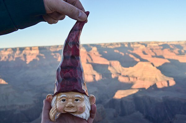 Honky grand canyon
