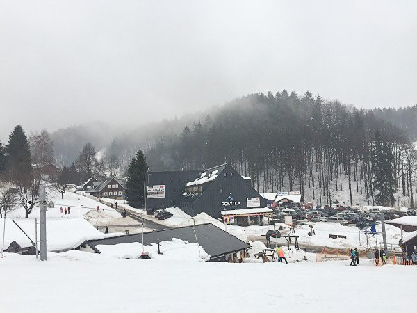 cheap first time skiing