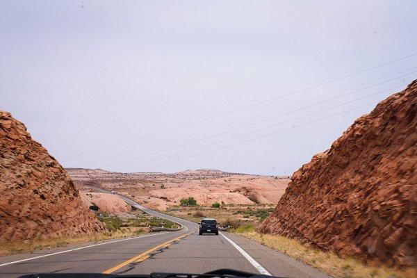 disaster road trip
