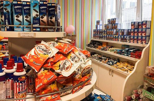 candy store prague