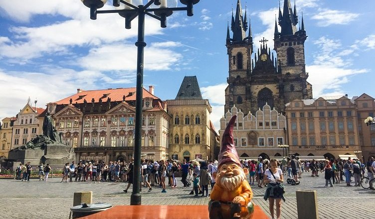 meet travelers in prague