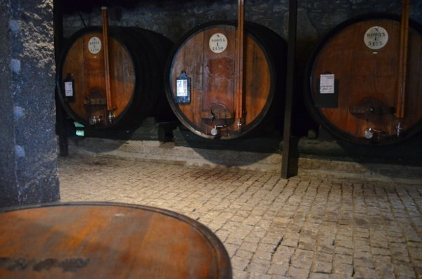 port wine cellars porto