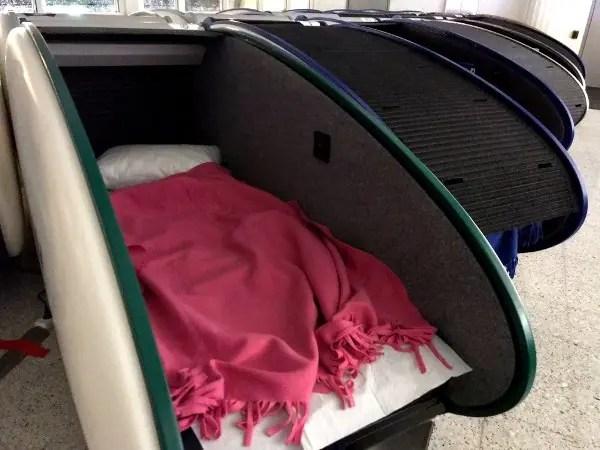 gosleep sleeping pods helsinki