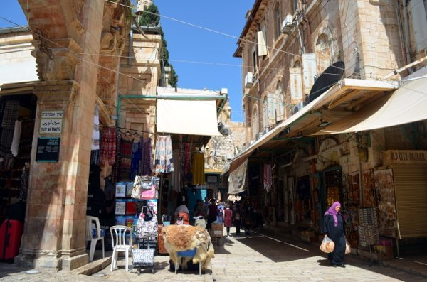 souk jerusalem in one day