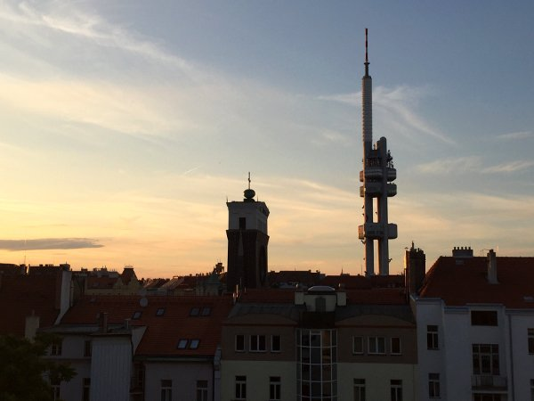 best area of prague to stay in