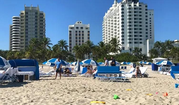 avoid belongings stolen miami beach