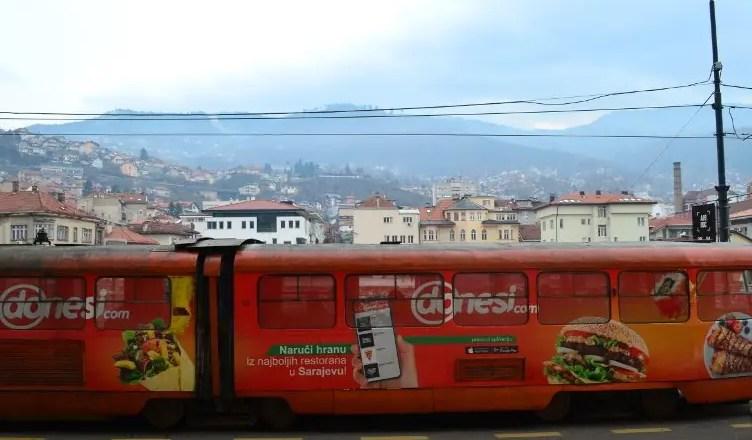 live in sarajevo