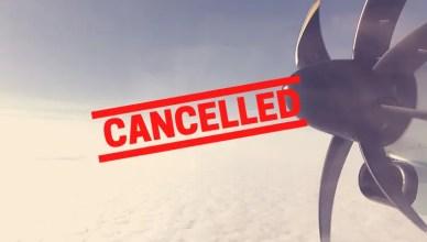 coronavirus-related travel cancellations