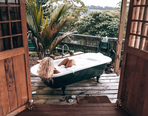 best glamping rentals airbnb