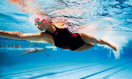 Natación el ejercicio completo, exigencia y relajación!!!