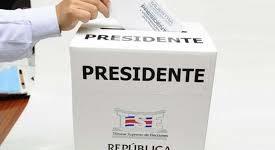 Voto Costa Rica