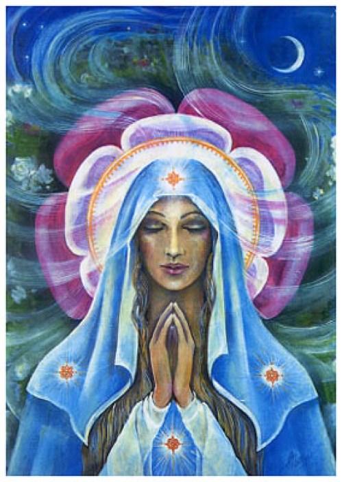 Todos nós, sem exceção, temos uma Mãe Divina dentro, uma expressão do Amor de Deus