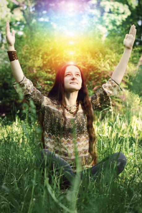 Todas as práticas, orações, rituais e conjurações feitos na Natureza nos dão profundo bem-estar, pois somos auxiliados pela Mãe Natureza, pelos Anjos e Elementais.