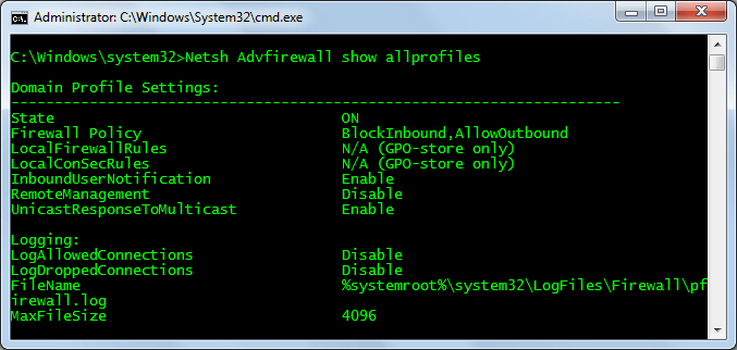 Status-of-Windows-Firewall-using-cmd
