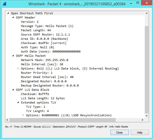 ospf-hello-packet-wireshark-captured