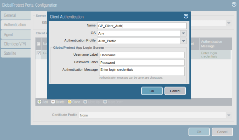 globalprotect-portal-auth-config