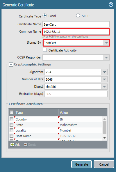 generating-self-signed-server-certificate-in-palo-alto-firewall