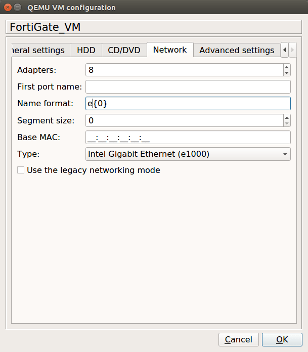 fortigate-kvm-firewall-network-interfaces
