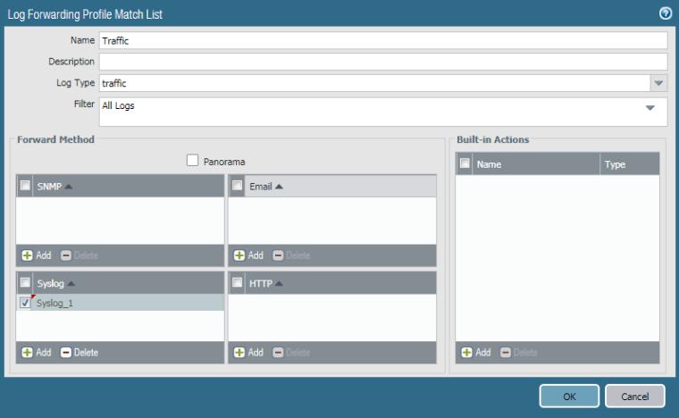 traffic-logs-for-log-forwarding-profile-palo-alto