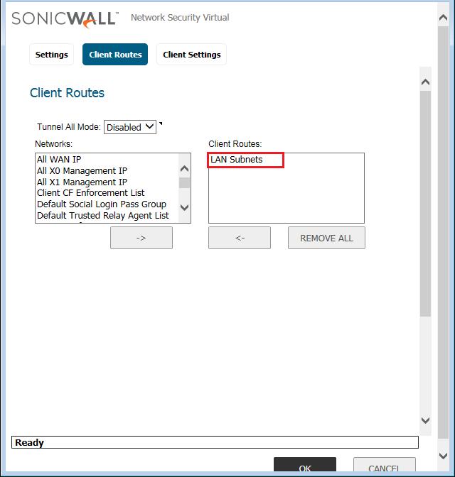 client-route-configuration-for-ssl-vpn