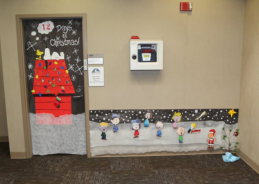 Christmas Decoration Contest Turns Gntc Into Winter Wonderland