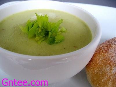 حساء الكرفس