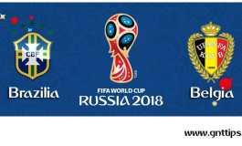 Ponturi fotbal - Brazilia - Belgia - Campionatul Mondial - Sferturi - 06.07.2018