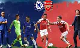 Emery si Sarri se dueleaza in meciul zilei de pe Stamford Bridge - 18.08.2018 - Vlad